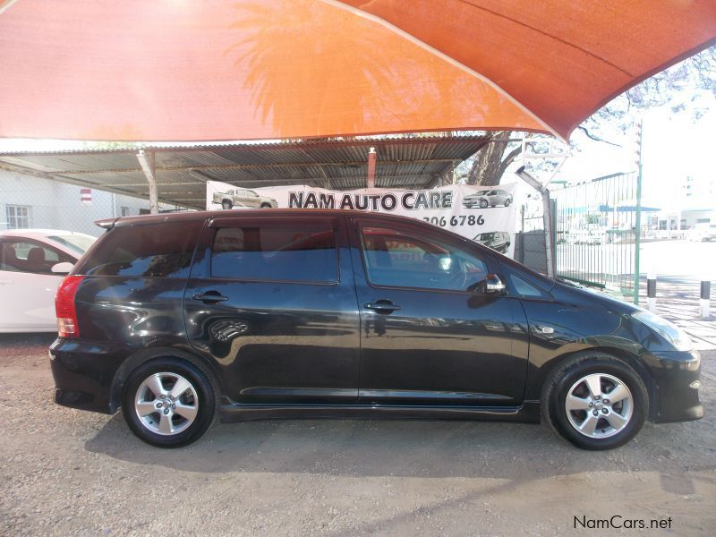 Used Toyota Wish 7 Seater 2007 Wish 7 Seater For Sale Windhoek