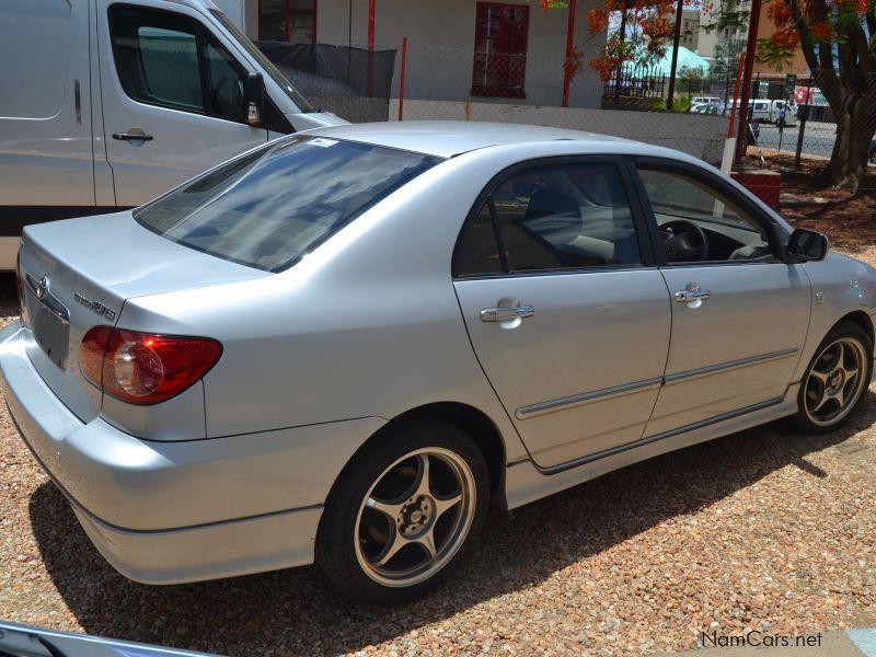 Used Toyota Corolla 2007 Corolla For Sale Windhoek Toyota Corolla Sales Toyota Corolla