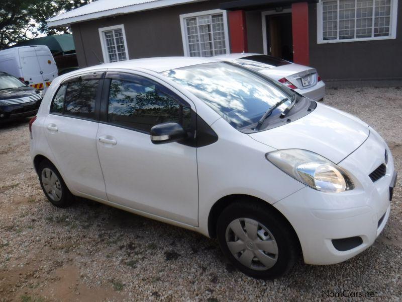 Toyota vitz in Namibia