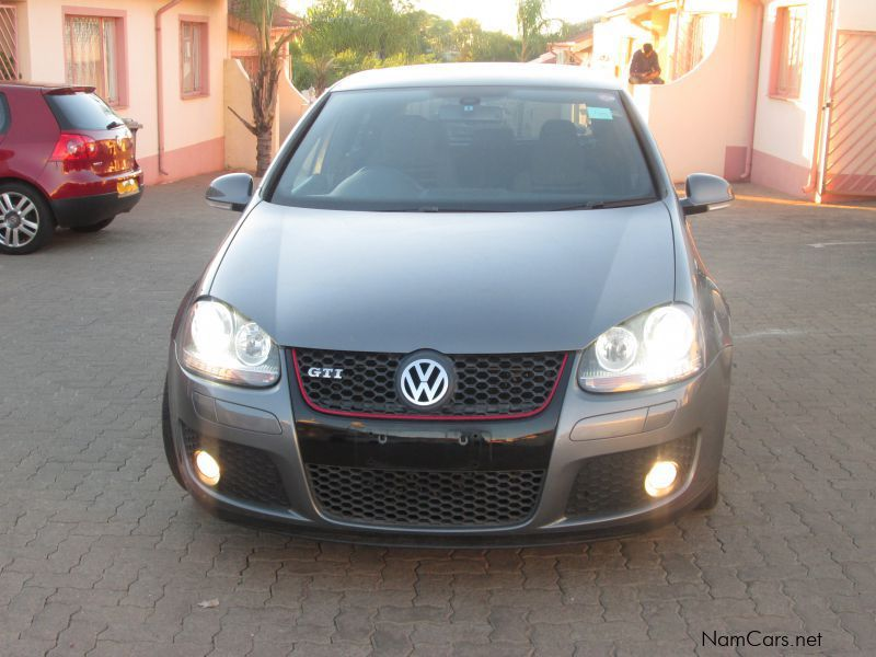 used volkswagen golf 5 gti turbo 2007 golf 5 gti turbo. Black Bedroom Furniture Sets. Home Design Ideas