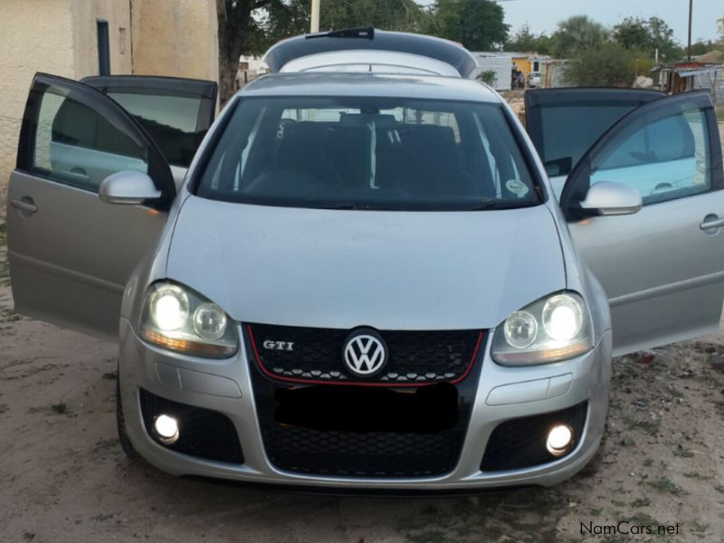 used volkswagen golf 5 gti 2007 golf 5 gti for sale oshakati volkswagen golf 5 gti sales. Black Bedroom Furniture Sets. Home Design Ideas