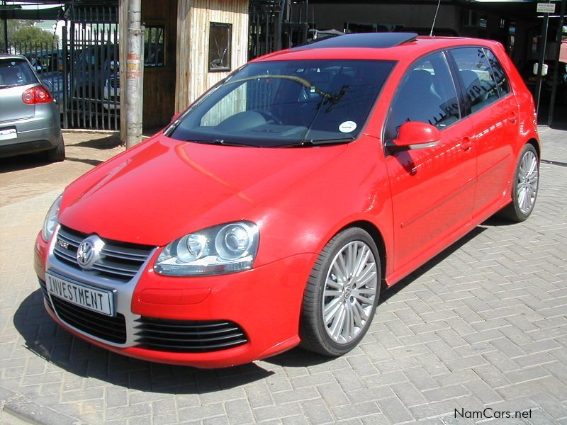 used volkswagen golf 5 r32 v6 2007 golf 5 r32 v6 for. Black Bedroom Furniture Sets. Home Design Ideas