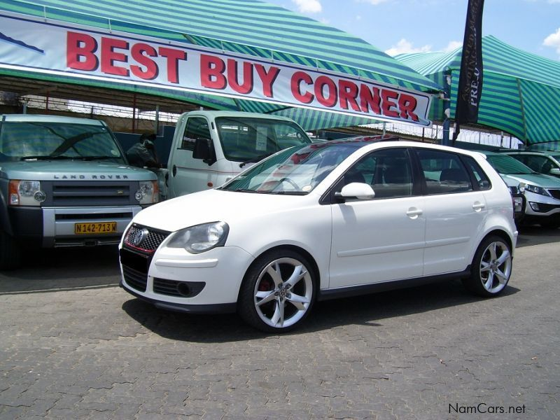 used volkswagen polo gti 1 8t 2007 polo gti 1 8t for. Black Bedroom Furniture Sets. Home Design Ideas