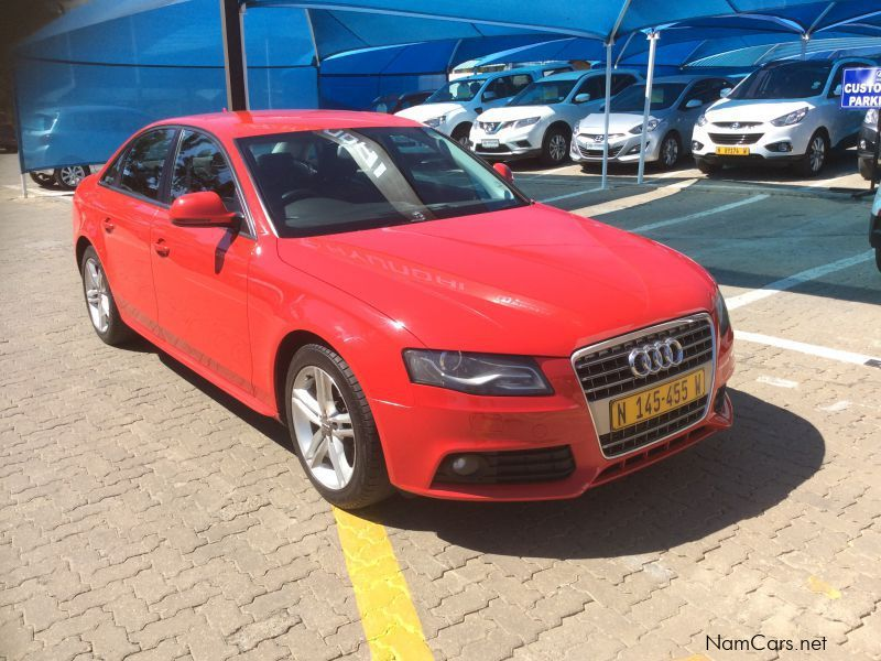 Used Audi A4 1 8 T Manual 2008 A4 1 8 T Manual For Sale