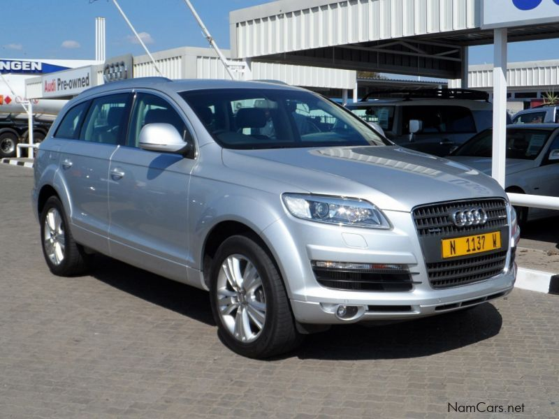 Used Audi Q Q For Sale Windhoek Audi Q Sales Audi Q - Used cars for sale audi q7