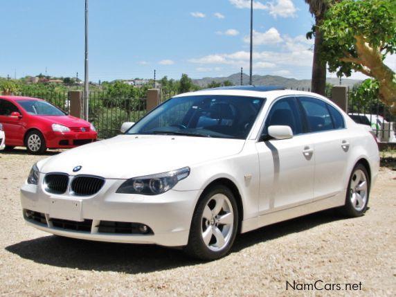 Used BMW I I For Sale Windhoek BMW I Sales BMW - 2008 bmw 525i