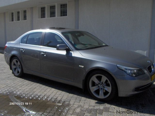 Used Bmw 530i 2008 530i For Sale Windhoek Bmw 530i Sales Bmw