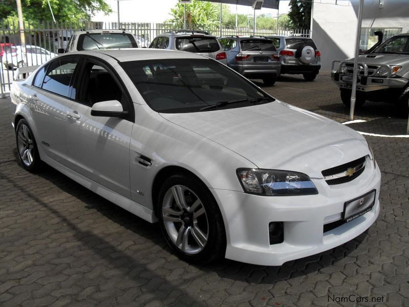 Used Chevrolet Lumina SS 60 V8 AT  2008 Lumina SS 60 V8 AT