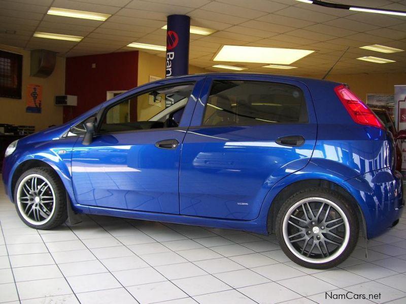 Used Fiat Grande Punto 1 4 Sport 2008 Grande Punto 1 4 Sport For Sale Windhoek Fiat Grande