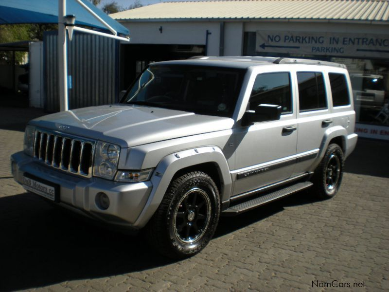 used jeep commander 3 0 crd sport 2008 commander 3 0 crd. Black Bedroom Furniture Sets. Home Design Ideas