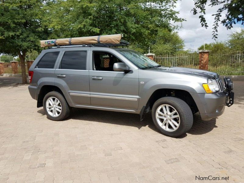used jeep grand cherokee 3 0 crd o land 2008 grand. Black Bedroom Furniture Sets. Home Design Ideas