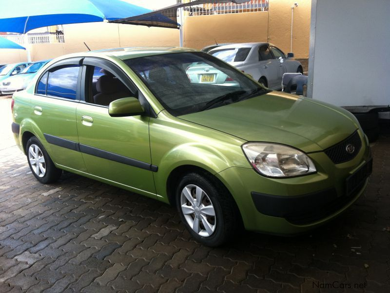 used kia rio 2008 rio for sale windhoek kia rio sales. Black Bedroom Furniture Sets. Home Design Ideas
