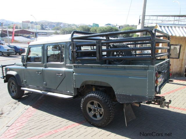 used land rover defender 130 2008 defender 130 for sale windhoek land rover defender 130. Black Bedroom Furniture Sets. Home Design Ideas