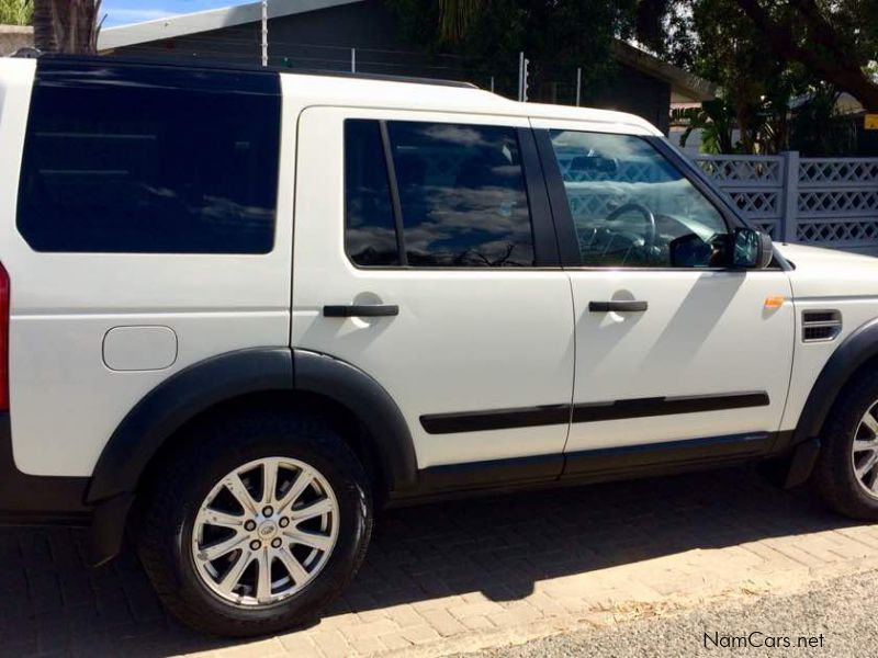 Used Land Rover Discovery 3 Hse 2008 Discovery 3 Hse For