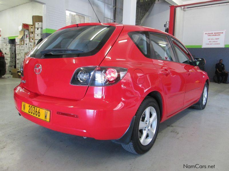 Used Mazda Mazda 3 1 6i Sport 2008 Mazda 3 1 6i Sport For Sale Windhoek Mazda Mazda 3 1 6i