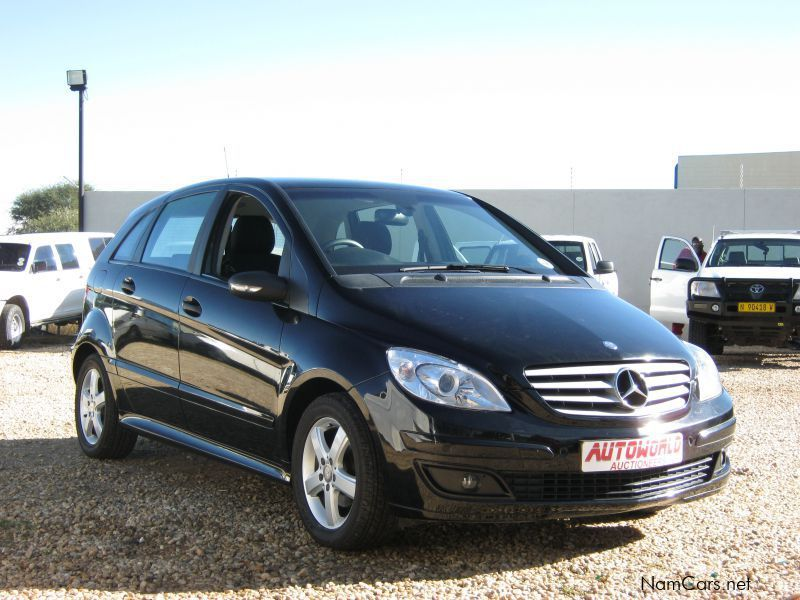 used mercedes benz b170 2008 b170 for sale windhoek mercedes benz b170 sales mercedes benz. Black Bedroom Furniture Sets. Home Design Ideas