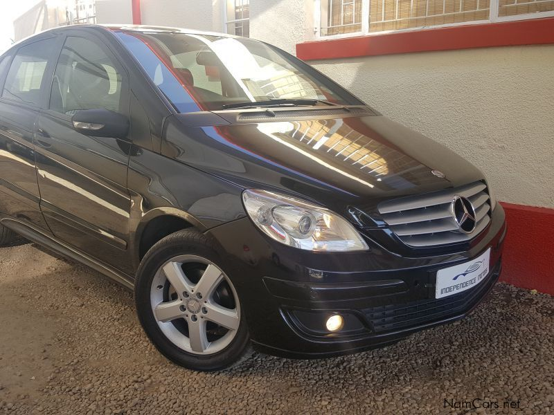 used mercedes benz b170 auto 2008 b170 auto for sale windhoek mercedes benz b170 auto sales. Black Bedroom Furniture Sets. Home Design Ideas