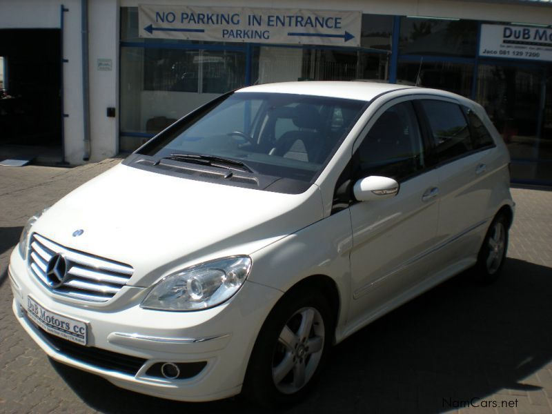used mercedes benz b200 turbo man 2008 b200 turbo man for sale windhoek mercedes benz b200. Black Bedroom Furniture Sets. Home Design Ideas