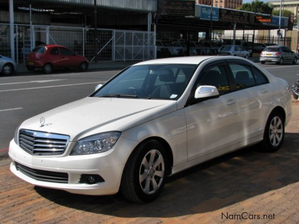used mercedes benz c 200 kompressor 2008 c 200 kompressor for sale windhoek mercedes benz c. Black Bedroom Furniture Sets. Home Design Ideas