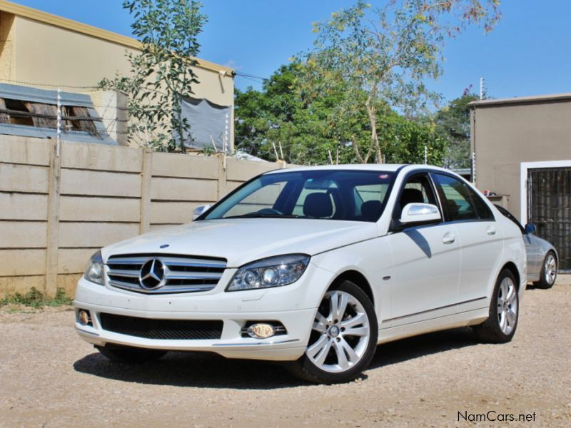 used mercedes benz c 250 avantgarde 2008 c 250 avantgarde for sale windhoek mercedes benz c. Black Bedroom Furniture Sets. Home Design Ideas