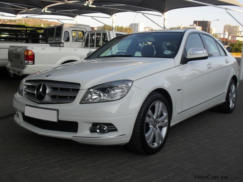 Used mercedes benz c180 kompressor avantgarde 2008 c180 for C180 mercedes benz