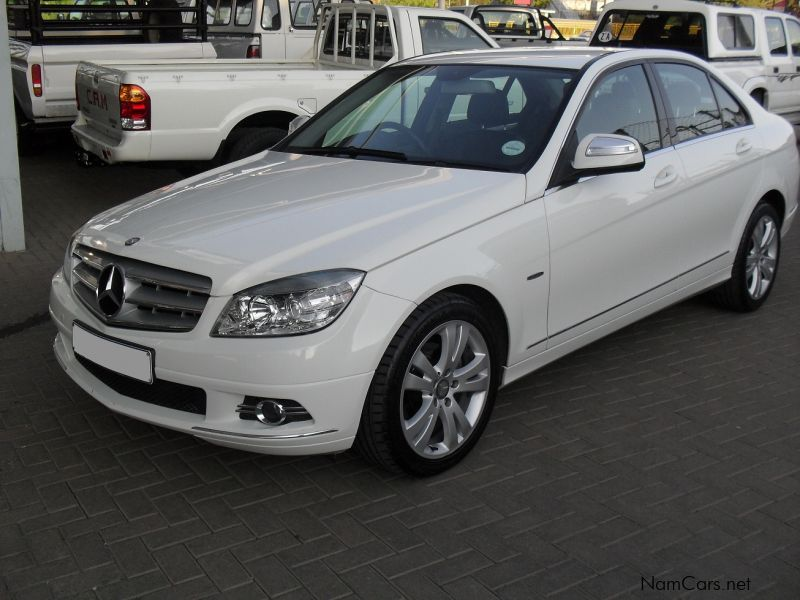 Used Mercedes Benz C180 Kompressor Avantgarde 2008 C180