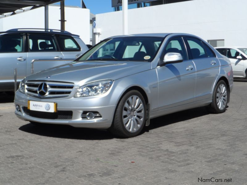 Used mercedes benz c180 kompressor 2008 c180 kompressor for Used mercedes benz cars for sale