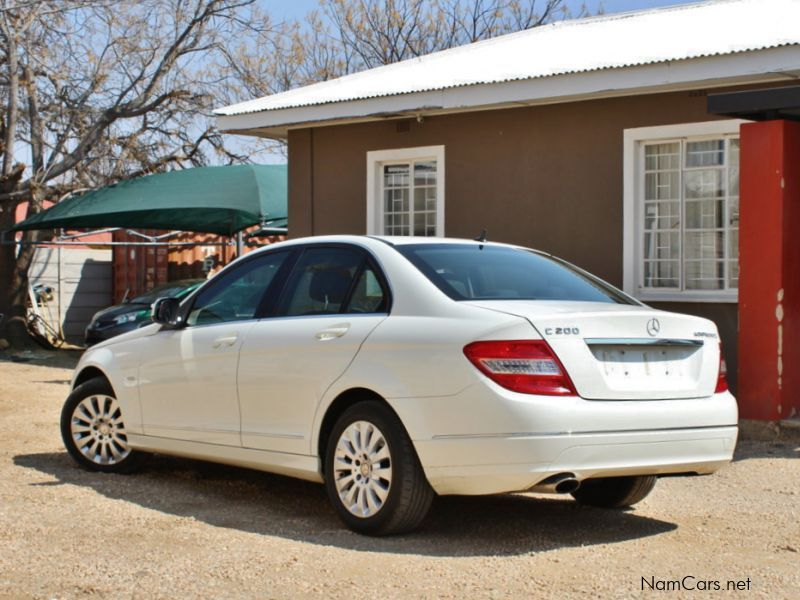 used mercedes benz c200 kompressor elegance 2008 c200 kompressor elegance for sale windhoek. Black Bedroom Furniture Sets. Home Design Ideas