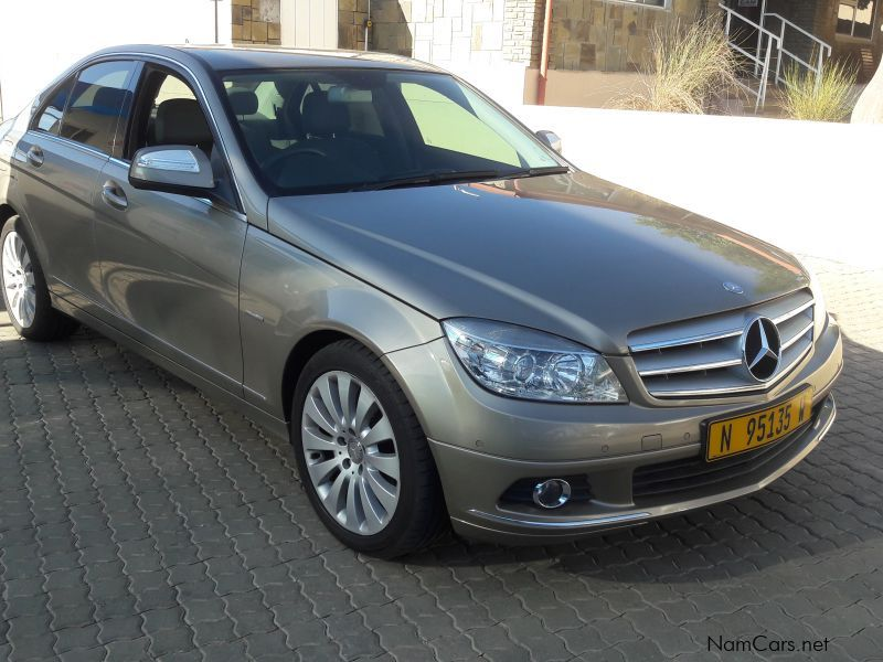 used mercedes benz c200 kompressor 2008 c200 kompressor for sale windhoek mercedes benz c200. Black Bedroom Furniture Sets. Home Design Ideas