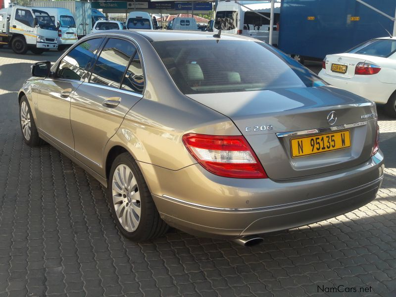 Used mercedes benz c200 kompressor 2008 c200 kompressor for Used cars for sale mercedes benz