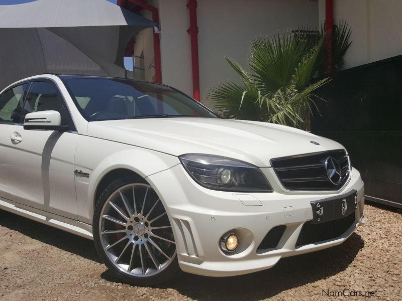used mercedes benz c63 amg 2008 c63 amg for sale windhoek mercedes benz c63 amg sales. Black Bedroom Furniture Sets. Home Design Ideas
