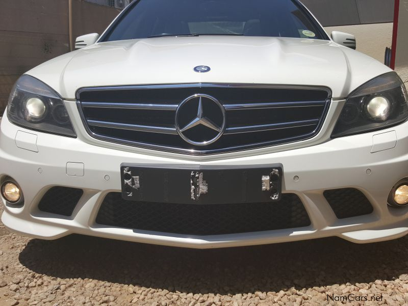 Used mercedes benz c63 amg 2008 c63 amg for sale for Mercedes benz c63 amg coupe for sale