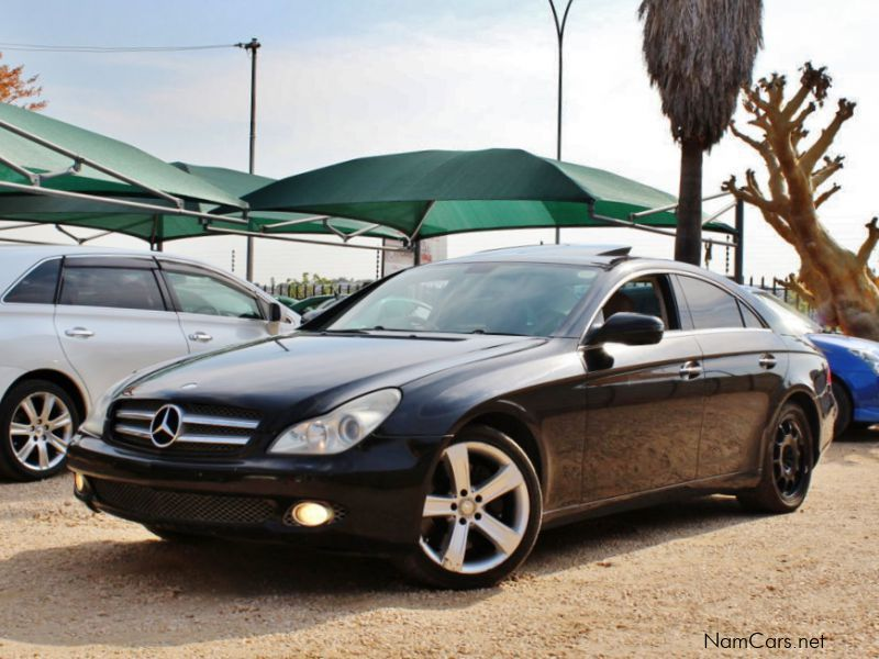 used mercedes benz cls 500 v8 2008 cls 500 v8 for sale windhoek mercedes benz cls 500 v8. Black Bedroom Furniture Sets. Home Design Ideas