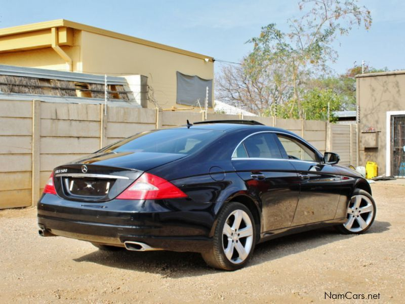 Used mercedes benz cls 500 v8 2008 cls 500 v8 for sale for Used cars for sale mercedes benz