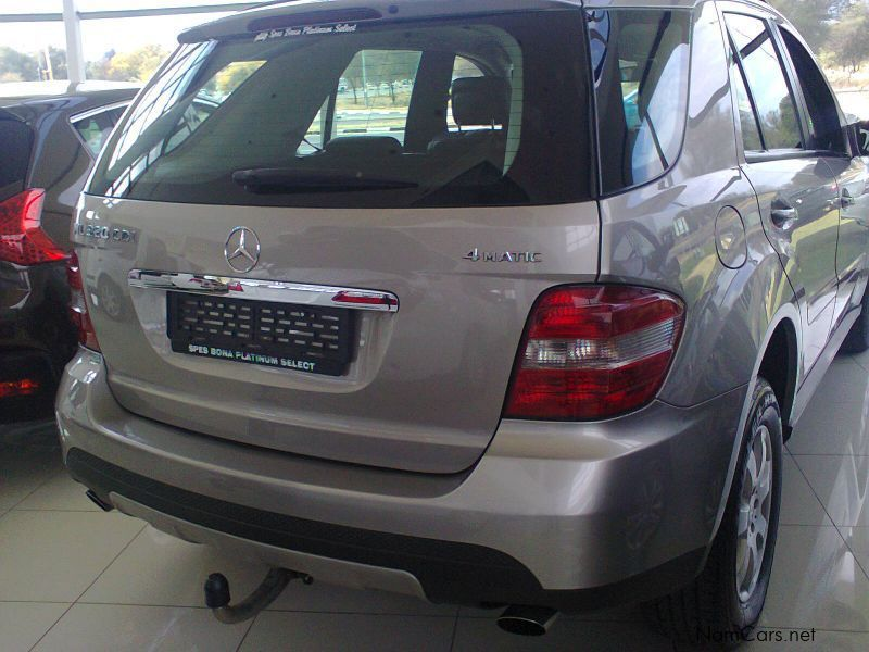 used mercedes benz ml 320 cdi 2008 ml 320 cdi for sale. Black Bedroom Furniture Sets. Home Design Ideas