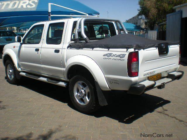 Used Nissan Hardbody 2 4i D Cab 4x4 2008 Hardbody 2 4i D