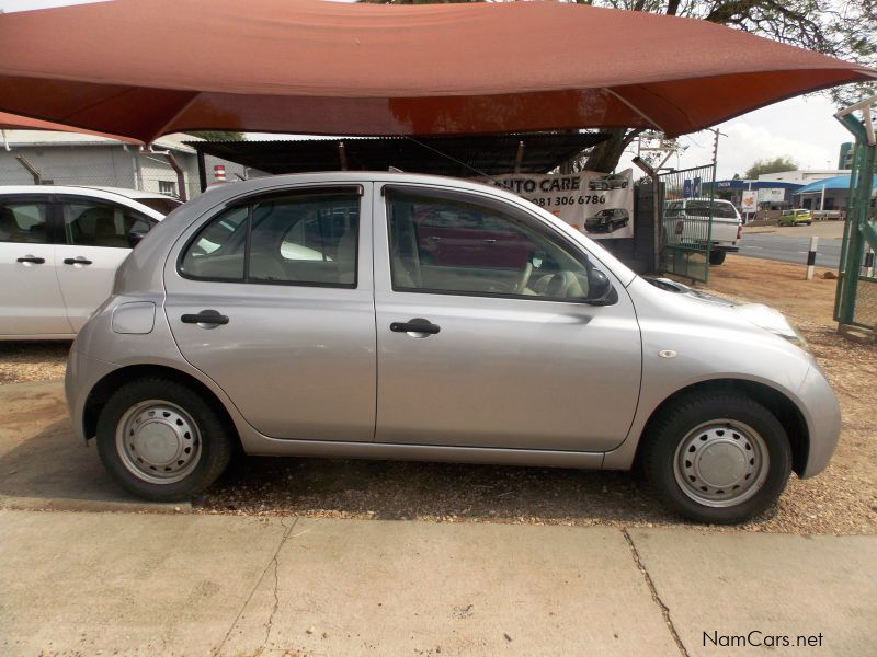 Used Nissan March 2008 March For Sale Windhoek Nissan