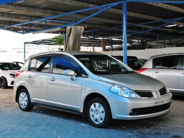 Used Nissan Tiida | 2008 Tiida for sale | Windhoek Nissan Tiida ...
