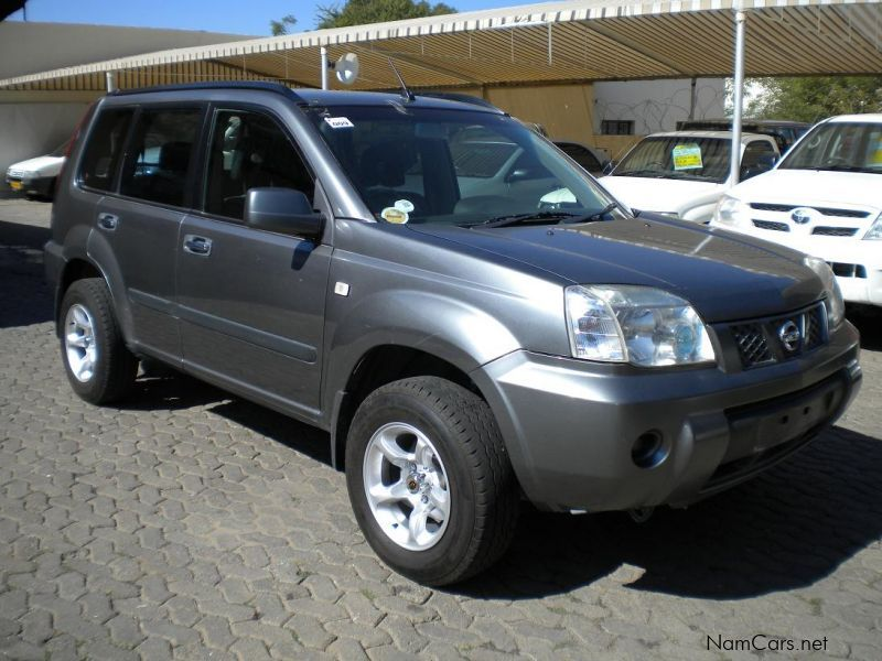 used nissan x trail 2 0 2008 x trail 2 0 for sale windhoek nissan x trail 2 0 sales nissan. Black Bedroom Furniture Sets. Home Design Ideas