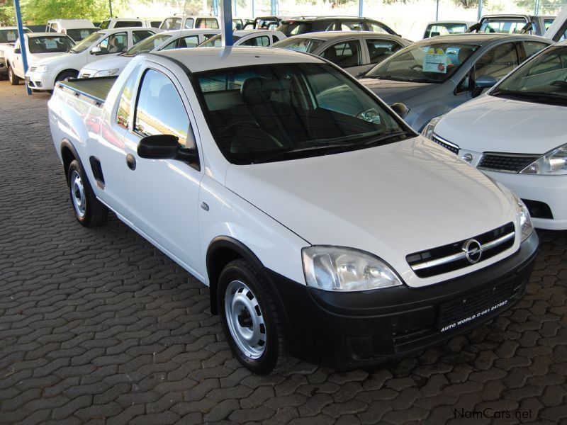 used opel corsa 1 4 utility base 2008 corsa 1 4 utility. Black Bedroom Furniture Sets. Home Design Ideas