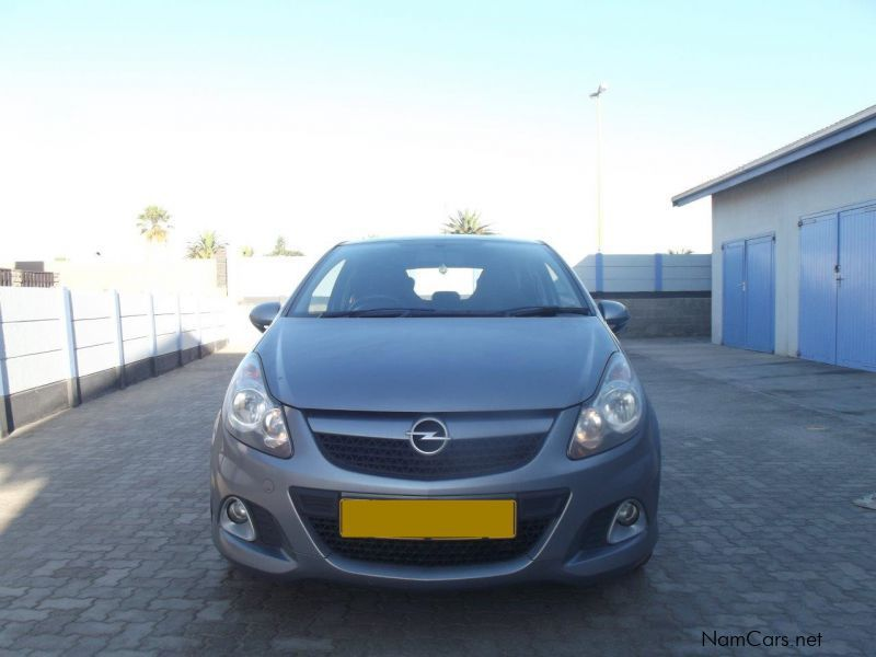 Used Opel Corsa Opc 2008 Corsa Opc For Sale Windhoek