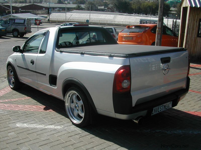 used opel corsa pick up club 2008 corsa pick up club for. Black Bedroom Furniture Sets. Home Design Ideas