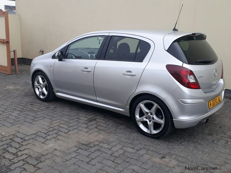used opel opel corsa 1 6 turbo sport 2008 opel corsa 1 6. Black Bedroom Furniture Sets. Home Design Ideas