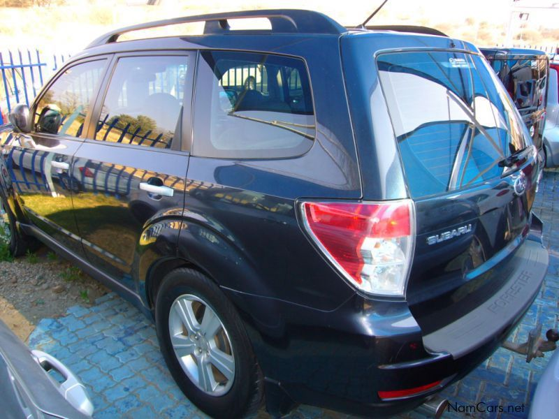 Used Subaru Forester 2 5 Xs Awd M T 2008 Forester 2 5 Xs