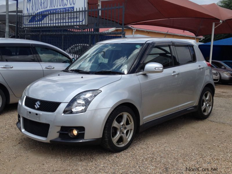 used suzuki swift 1 6 2008 swift 1 6 for sale windhoek. Black Bedroom Furniture Sets. Home Design Ideas