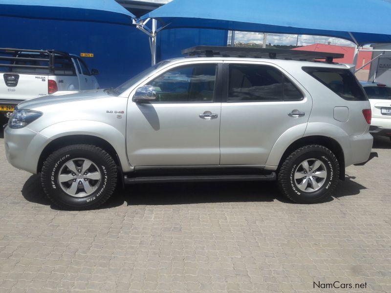 Used Toyota Fortuner 2008 Fortuner For Sale Windhoek