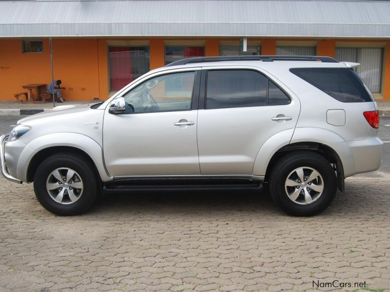 Used Toyota Fortuner 3 0 4d4 4x4 2008 Fortuner 3 0 4d4 4x4 For Sale Windhoek Toyota Fortuner