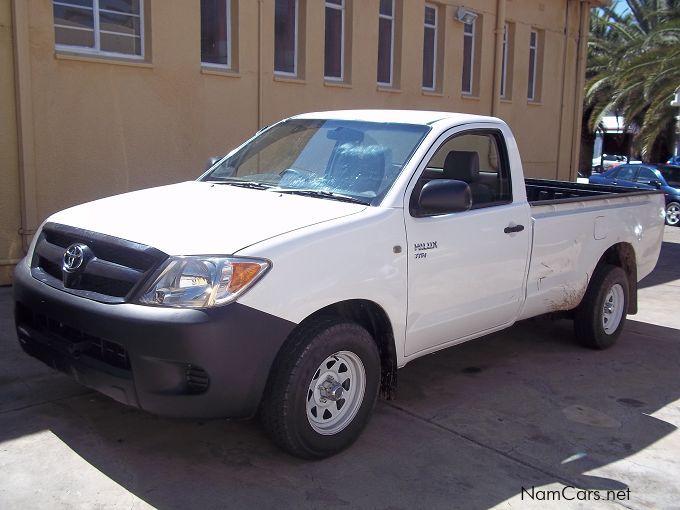 Used Toyota HILUX VVTi 2.0L | 2008 HILUX VVTi 2.0L for ...