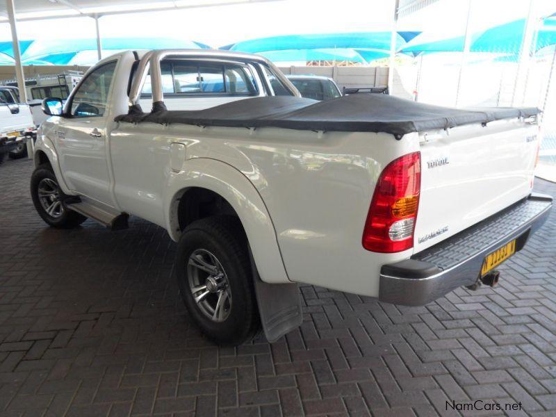 Used Toyota Hilux 3.0 D4D Raised Body | 2008 Hilux 3.0 D4D ...