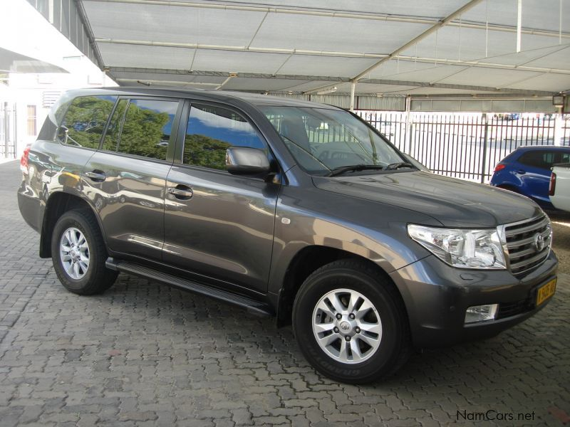 Used Toyota Land Cruiser Prado VX V8 | 2008 Land Cruiser Prado VX ...